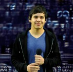David Archuleta Sings The National Anthem At The Los Angeles Dodgers Game