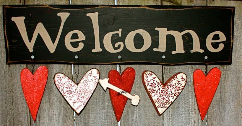 Creative-Valentine-Hangers-to-Welcome-Valentines-Day