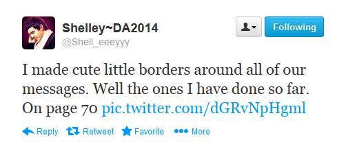 david 23 bday tweet-Shelley-borders-for-BDay-book-mssgs