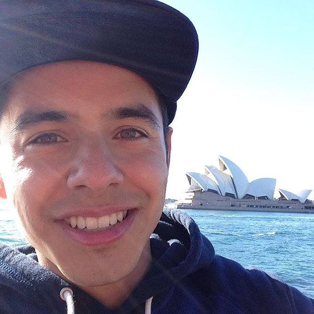 davidarchieHello from Australia. 👋🏼 now where's P. Sherman 42 Wallaby Way, Sydney? 😉 #Sydney #Australia #operahouse