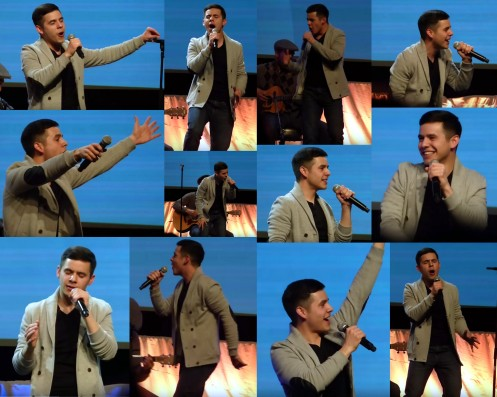 concert collage