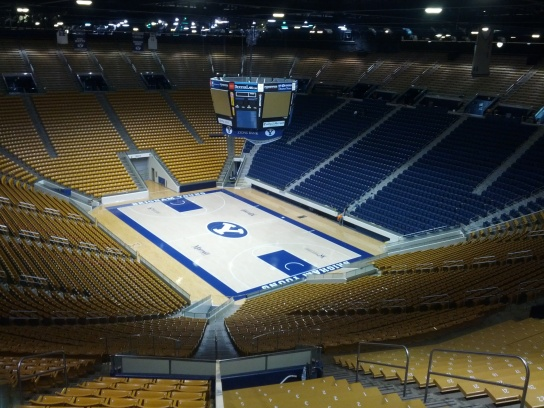 The Marriott Center