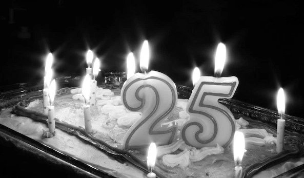 25 CAKE