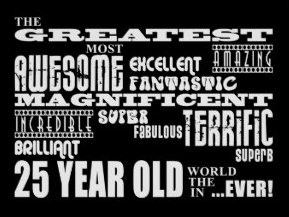 GREATEST 25